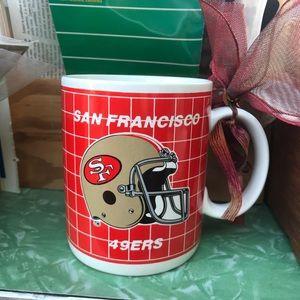 San Fransisco 49ers NFL Coffee Mug